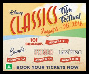 Disney Classics Film Festival