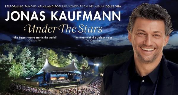 Under the Stars with Jonas Kaufmann