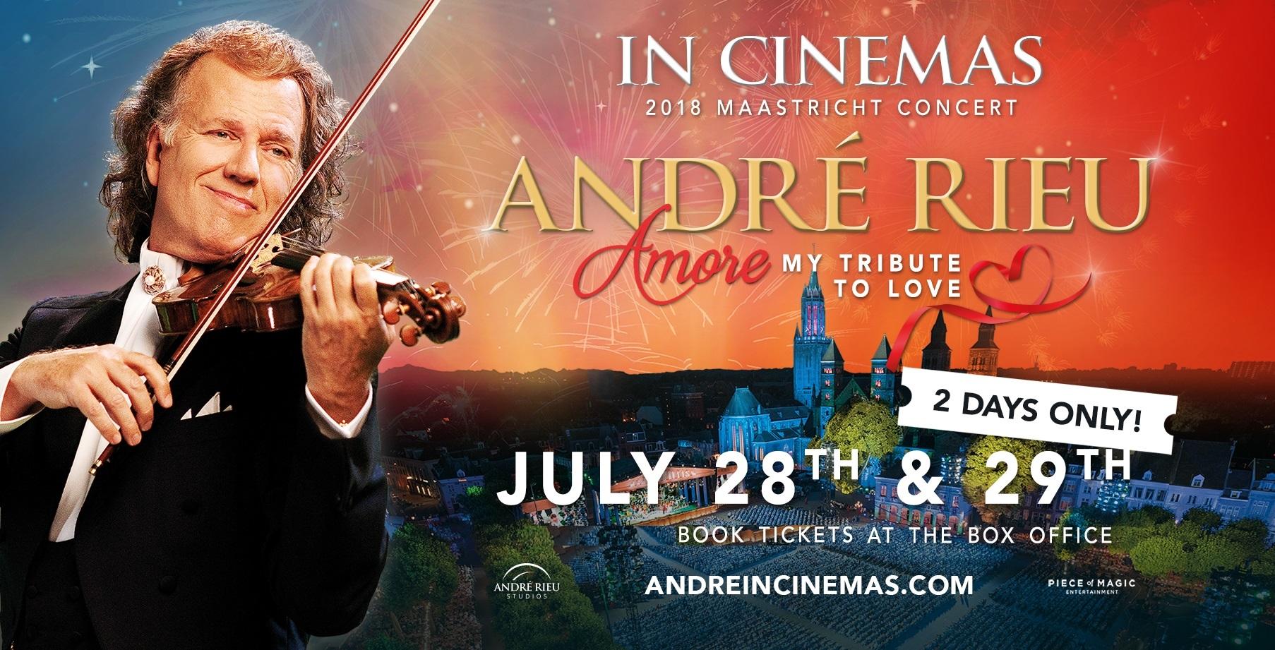 2018 Andre Rieu Concert